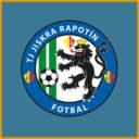 Znak klubu TJ Jiskra Rapotín