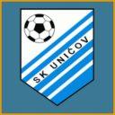 Znak klubu SK Uničov